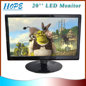 New Style! ! Factory Wholesale 20 Inch LED Computer TV Monitor pictures & photos