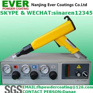 Electrostatic Spray Outdoor Powder Coating pictures & photos