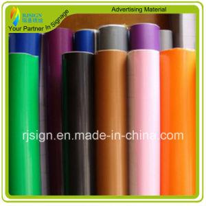 Color Sticker PVC Film Adhesive Vinyl pictures & photos