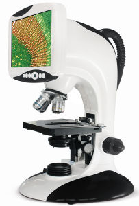 Bestscope Blm-220 LCD Digital Biological Microscope pictures & photos