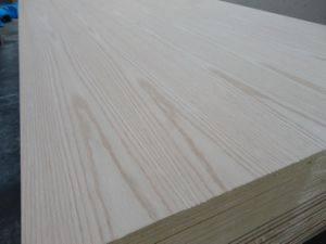 Red Oak Veneer Faced MDF MDF pictures & photos