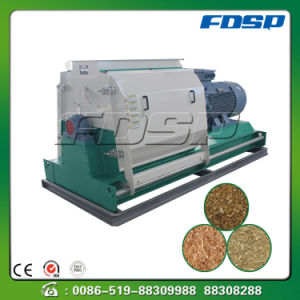 Good Effect Wood Chips Grinder at Low Price pictures & photos