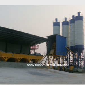75m3/H Full Automatic Concrete Mixing Plant pictures & photos