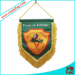 Polyester Pennant/Polyester Awarding Banner/Display Banner Bannerettes pictures & photos