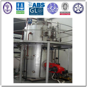 Lsk Vertical Marine Steam Boiler pictures & photos