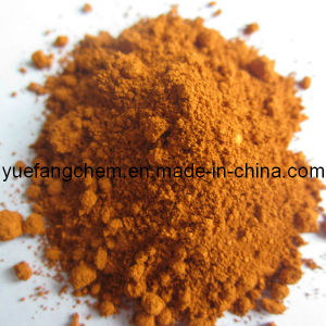 Inorganic Pigment Iron Oxide Yellow IY-313 pictures & photos