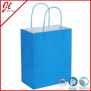 Qualified Different Sizes Brown Paper Bags/ Color Bags pictures & photos