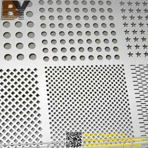 Oblong Hole Perforated Metal with Galvanized Sheet pictures & photos