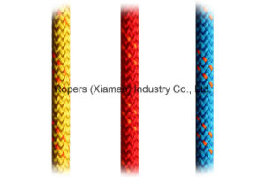 16mm Polyester Ropes Str32 (R265) for Yacht, Yachting Ropes pictures & photos