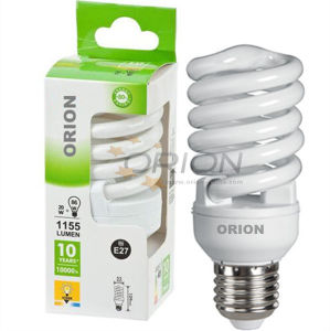 Classic T2 13W, 15W, 20W, 23W, 25W X Spiral Compact Fluorescent Bulb pictures & photos