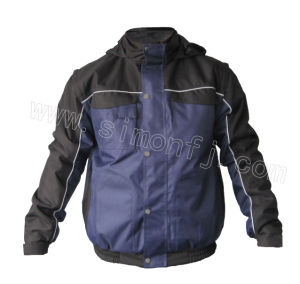 Men′s Waterproof Jacket (SM172148)