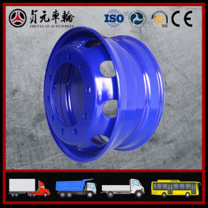 Tubeless Steel Wheel Rim/Hub for Bus/Truck (22.5X9.00 8.25) pictures & photos