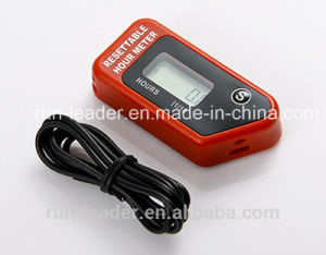 Supermoto Moto Monitor Hour Meter for Motorised Glider Motocross Jet Ski