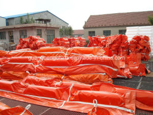 PVC Seaweed Barrier, PVC Boom, Oil Containmant Booms pictures & photos
