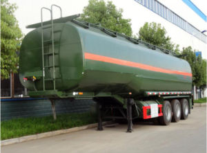 3 Axles Fuel Heavy Transport Semi Trailer pictures & photos