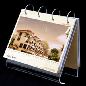 Custom Handmade Desk Calendar Stand (BTR-H2005) pictures & photos