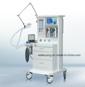 Anesthesia Machine with High-Definition LCD Screen, CE pictures & photos