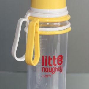 BPA Free 8oz 240ml Boroslicate Glass / PP Baby Feeding Bottle pictures & photos