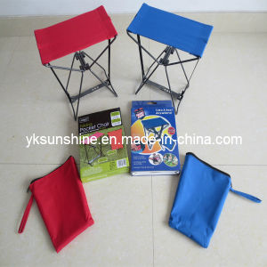 Portable Pocket Chair Xy-102d pictures & photos