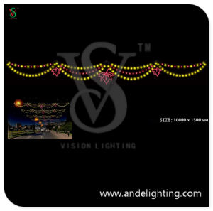 LED Rope Light Street Motif Light pictures & photos