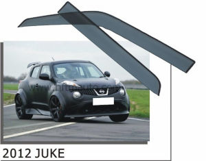 Window Visor for Nissan 2012 Juke Car Rain Guards pictures & photos