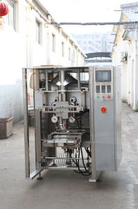 Automatic Vertical Form Fill Seal Powder Packing Machine with Auger Metering System pictures & photos