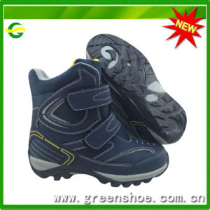 Good Quality China Kids Leather Boots pictures & photos