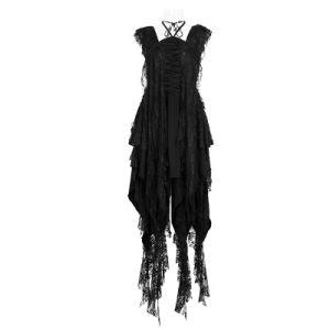 New Fashion Unique Design Gothic Dark Evening Dress (Q-248) pictures & photos