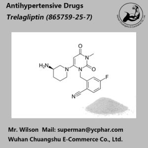 Antihypertensive Drugs Syr-472/ Trelagliptin 1029877-94-8 pictures & photos