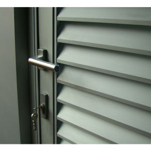 Aluminum Blind Shutter Door (JD-01)