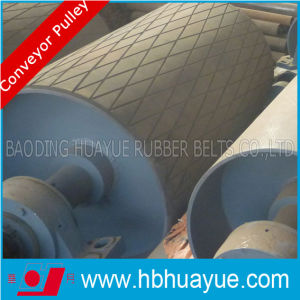 Manufacturer of Mining Used Belt Conveyor Idler Drum Pulley pictures & photos