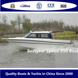Bestyear Speed Boat of 850 Boat pictures & photos