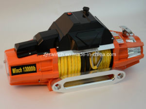 New Winch 12000lb Synthetic Rope 12V Electric Winch for Jeep/SUV