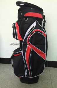 Travel Cart Golf Bag with Wheels, Design Your Own Waterproof Golf Bag Wholesale pictures & photos