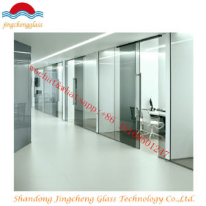 6+0.38+6 Clear Laminated Glass Office Partition pictures & photos