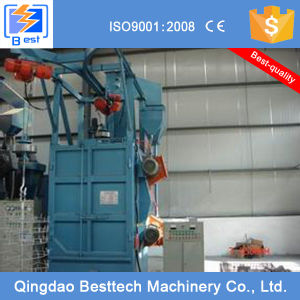 Q37 Double /Single Hook Shot Blasting Machine