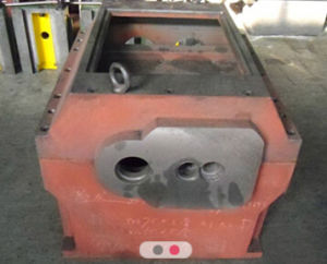 Parallel Twin Screw Gearbox Reducer of Extruder pictures & photos