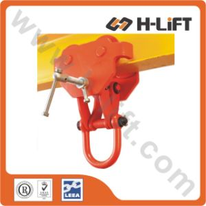 Push Trolley Clamp With Shackle pictures & photos