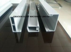Stable Extrusion Production Fridge Freezer Door Frame Producing Machine pictures & photos
