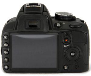 Camera SLR DSLR D3100 Including Af-S 18-55 Vr Single Lens Kit