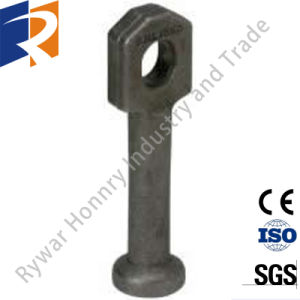 Black Color Forged Lifting Ring Anchor for Precast Concrete Construction