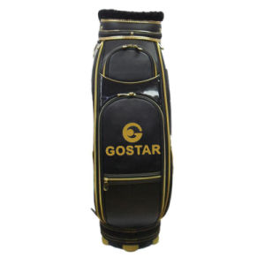 Deluxe PU Golf Bag (GL-9119) pictures & photos