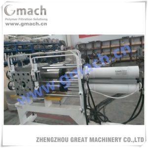 Gmach Newest Design Backflush Screen Changer with Four Working Stations pictures & photos