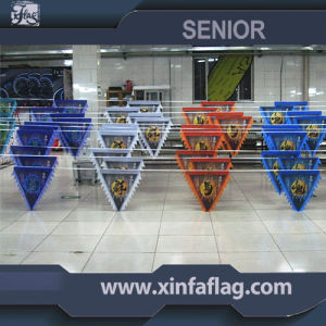 Custom Design String Banners, Bunting Flags pictures & photos