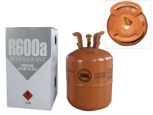 Evironment Friendly, High Purity R600A Refrigerant pictures & photos
