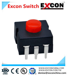 Factory Flash Light Tact Switch Excon/ Push Button Switch pictures & photos