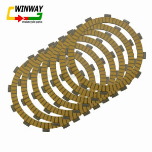 Ww-5330 Motorcycle Clutch Friction Plates pictures & photos