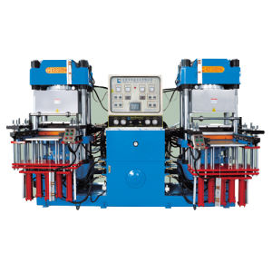 Vacuum Rubber Machine for Rubber Silicone Products (KS250V4) pictures & photos