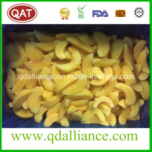 IQF Frozen Sliced Yellow Peach pictures & photos