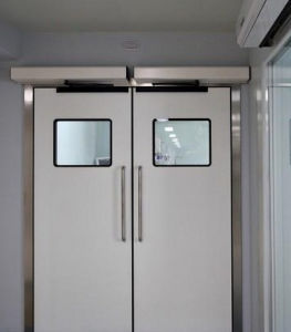 RFID Card Control Full Automatic Door Runner pictures & photos